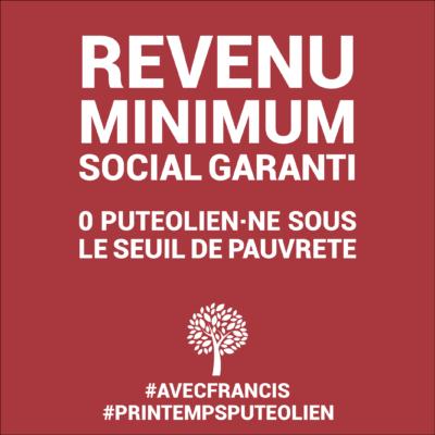 Revenu Minimum Social Garanti