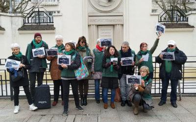 Journée internationale des droits des femmes : le Printemps Putéolien renomme les rues de Puteaux